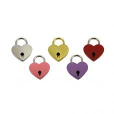 Candados Corazón (39x30x7mm)
