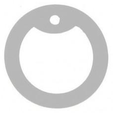 Silenciador de Caucho Flexible (Para Chapas) Transparente