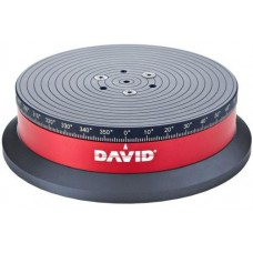 Plato giratorio automático HP-DAVID Pro TT-1