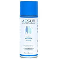Spray escaneado AESUB Azul (400ml)